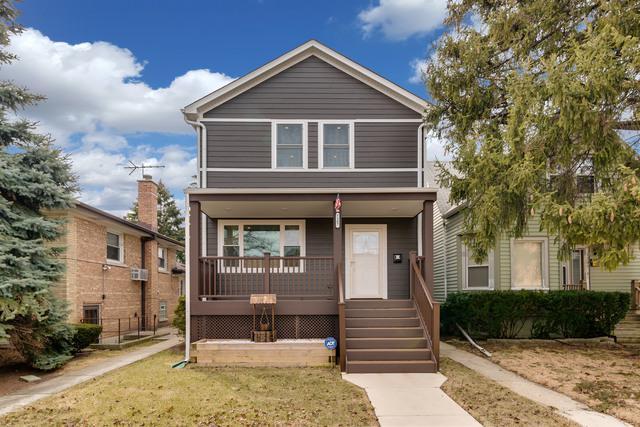 5307 W Catalpa Avenue W, Chicago, IL 60630 (MLS #09888286) :: Domain Realty
