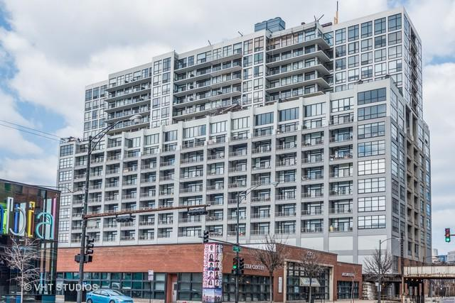 1530 S State Street #1018, Chicago, IL 60605 (MLS #09888381) :: The Jacobs Group