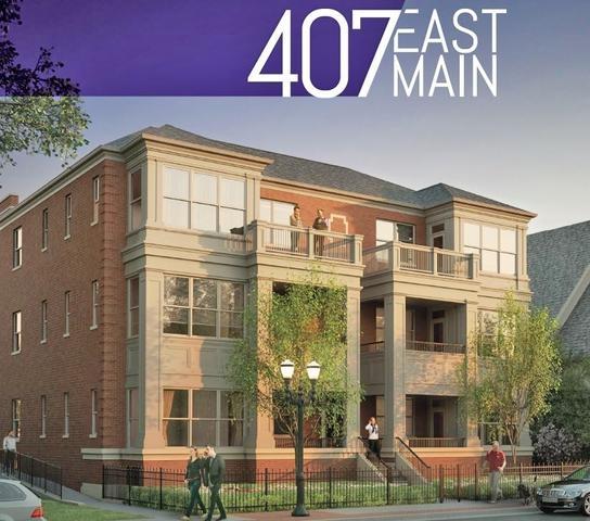 407 E Main Street #302, Barrington, IL 60010 (MLS #09888438) :: Domain Realty