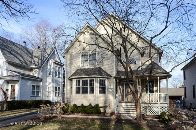 119 Keystone Avenue, River Forest, IL 60305 (MLS #09888714) :: Domain Realty