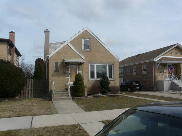 6827 S Kolin Avenue, Chicago, IL 60629 (MLS #09889018) :: Littlefield Group