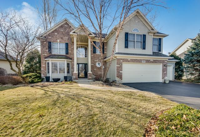 698 Heartland Drive, Yorkville, IL 60560 (MLS #09889582) :: The Jacobs Group