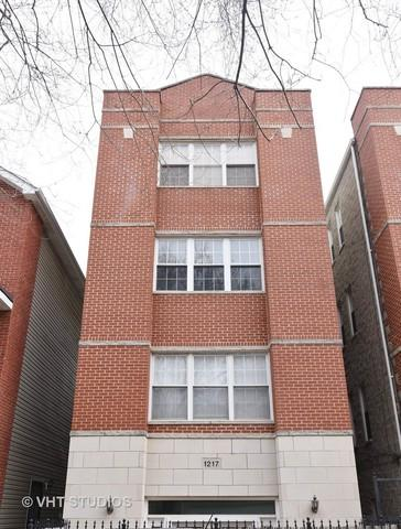 1217 N Honore Street #1, Chicago, IL 60622 (MLS #09889724) :: Property Consultants Realty