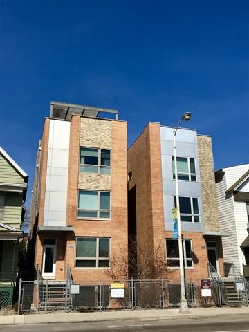 1350 W Diversey Parkway #1, Chicago, IL 60614 (MLS #09889943) :: The Perotti Group