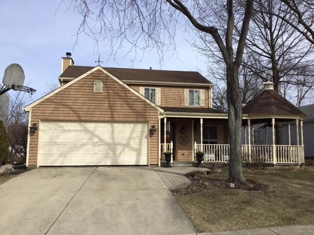 595 Teton Circle, Carol Stream, IL 60188 (MLS #09890285) :: Lewke Partners