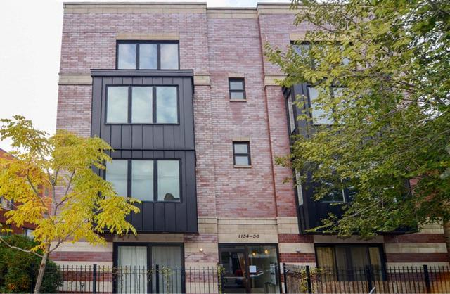 1134 N California Avenue #201, Chicago, IL 60622 (MLS #09890387) :: Property Consultants Realty