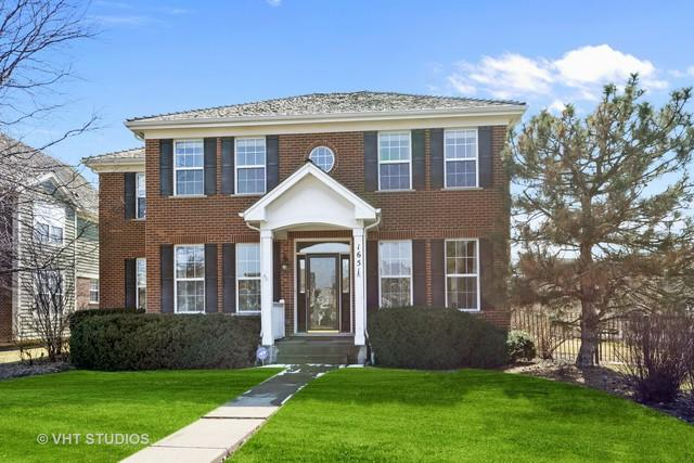 1651 Constitution Drive, Glenview, IL 60026 (MLS #09890482) :: The Spaniak Team