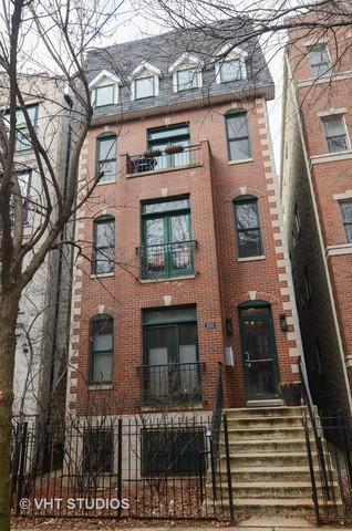 1510 N Hudson Avenue #2, Chicago, IL 60610 (MLS #09890978) :: Property Consultants Realty