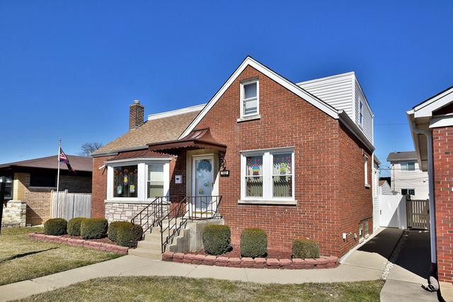 7022 W Farragut Avenue, Chicago, IL 60656 (MLS #09891139) :: Littlefield Group