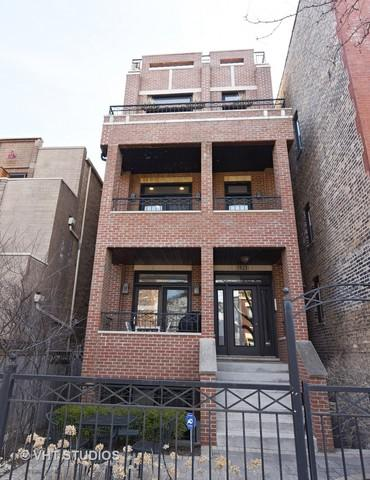 1823 N Sheffield Avenue N #3, Chicago, IL 60614 (MLS #09891557) :: Property Consultants Realty