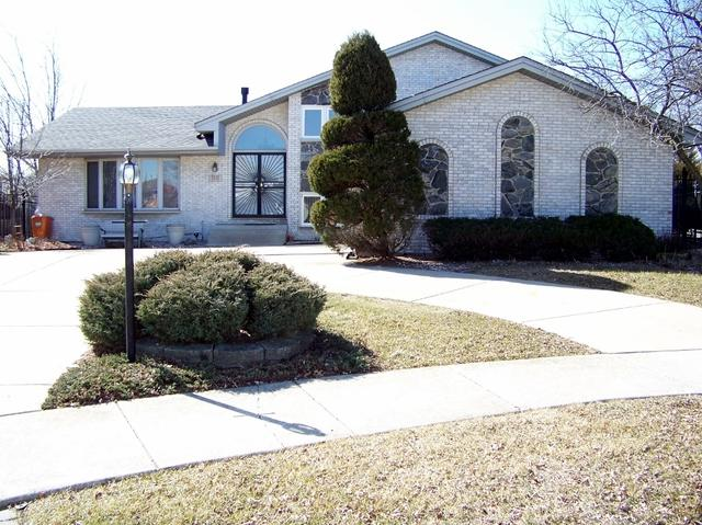5337 Judy Court, Oak Forest, IL 60452 (MLS #09891726) :: Domain Realty