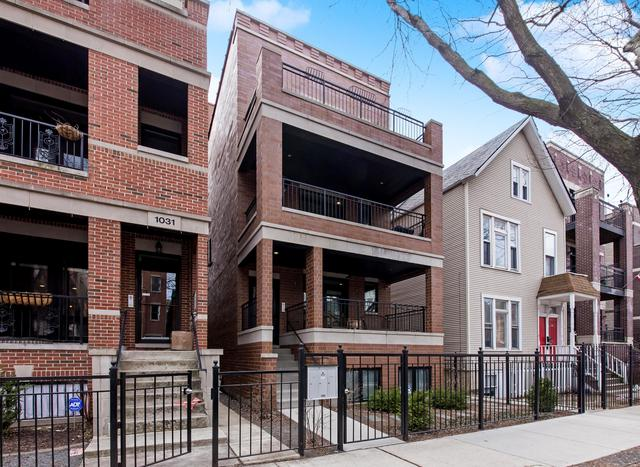 1033 W Newport Avenue #1, Chicago, IL 60657 (MLS #09891947) :: Property Consultants Realty