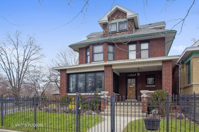 2820 W Wilson Avenue, Chicago, IL 60625 (MLS #09892202) :: Littlefield Group
