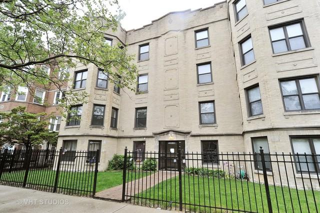 6254 N Bell Avenue #2, Chicago, IL 60659 (MLS #09892740) :: Littlefield Group
