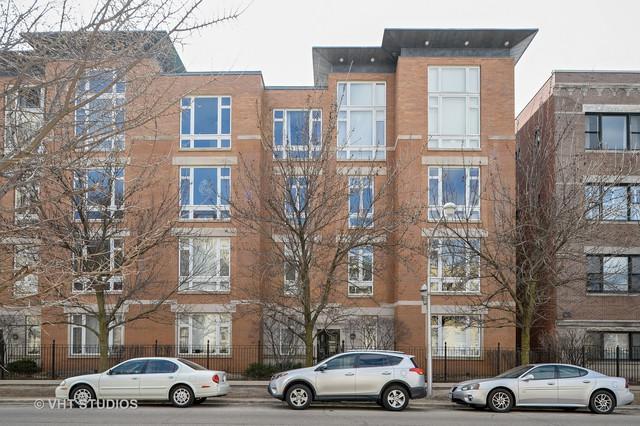 1021 W Buena Avenue 1E, Chicago, IL 60613 (MLS #09892745) :: Domain Realty