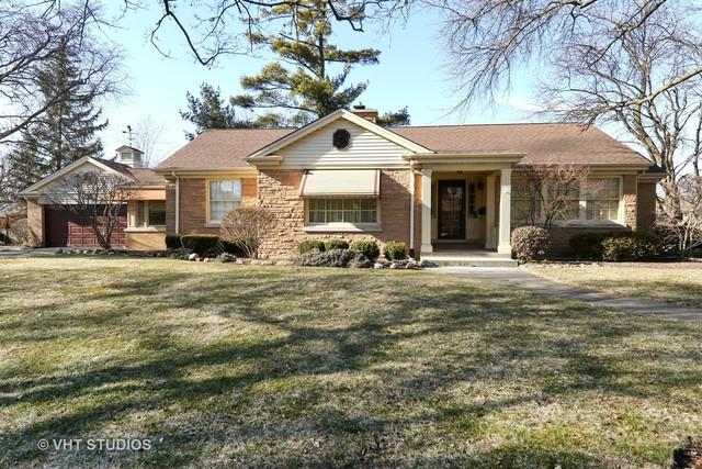 476 S Stratford Avenue, Elmhurst, IL 60126 (MLS #09894081) :: Littlefield Group