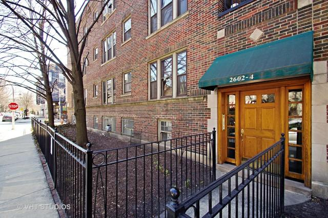 2602 N Burling Street #1, Chicago, IL 60614 (MLS #09894273) :: Domain Realty