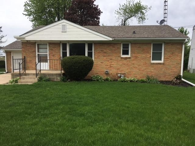 903 Richardson Avenue, Ashton, IL 61006 (MLS #09894507) :: The Dena Furlow Team - Keller Williams Realty