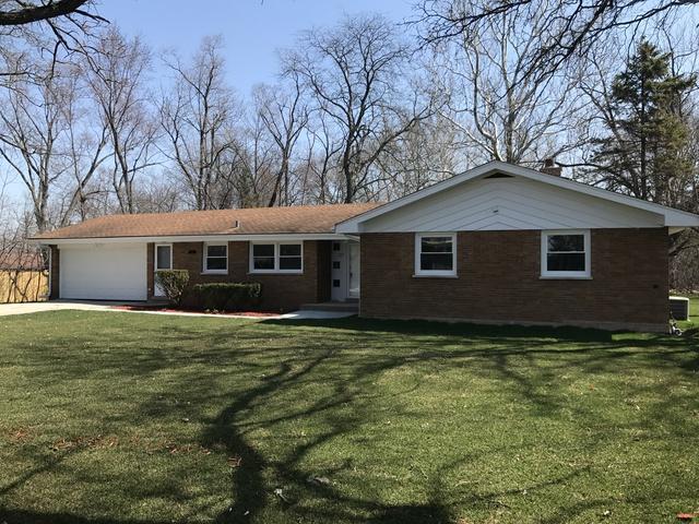 317 Brookwood Drive, Olympia Fields, IL 60461 (MLS #09899289) :: Lewke Partners