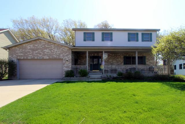 1325 Winslow Circle, Woodstock, IL 60098 (MLS #09899598) :: The Dena Furlow Team - Keller Williams Realty