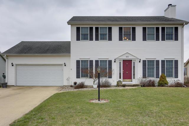 805 E Larmon Street, TOLONO, IL 61880 (MLS #09899975) :: Littlefield Group