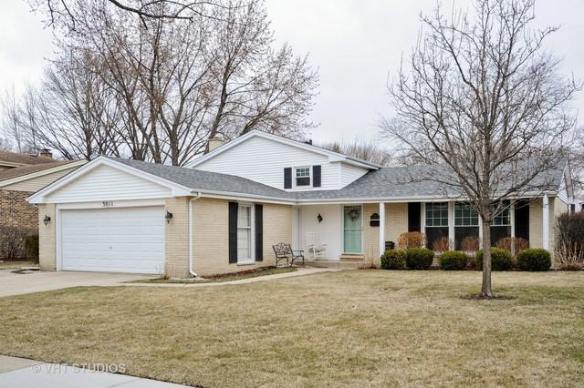 3011 N Windsor Drive, Arlington Heights, IL 60004 (MLS #09901467) :: The Jacobs Group