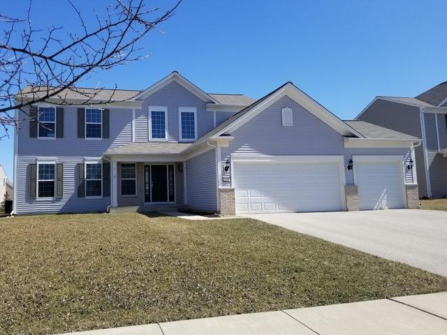 2376 Lavender Way, Yorkville, IL 60560 (MLS #09906288) :: The Jacobs Group