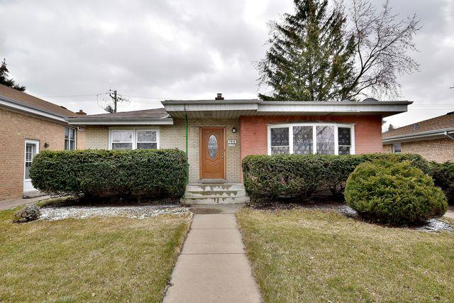 7515 W Foster Avenue, Harwood Heights, IL 60706 (MLS #09907947) :: The Jacobs Group