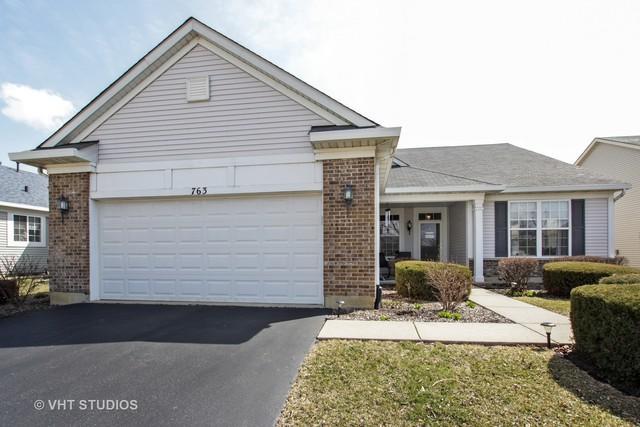 763 S Baldwin Lane, Romeoville, IL 60446 (MLS #09908370) :: Lewke Partners