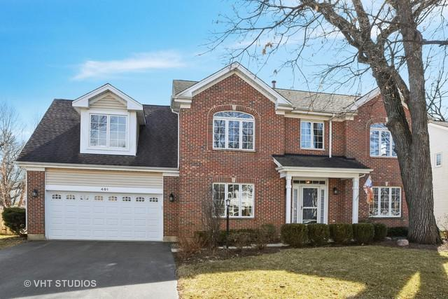 401 Adare Drive, Cary, IL 60013 (MLS #09910337) :: The Jacobs Group