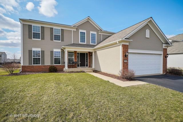 1571 Coral Drive, Yorkville, IL 60560 (MLS #09910461) :: The Jacobs Group
