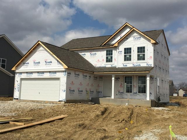 26500 W Winding Oak  Lot#623 Trail, Channahon, IL 60410 (MLS #09916004) :: Lewke Partners