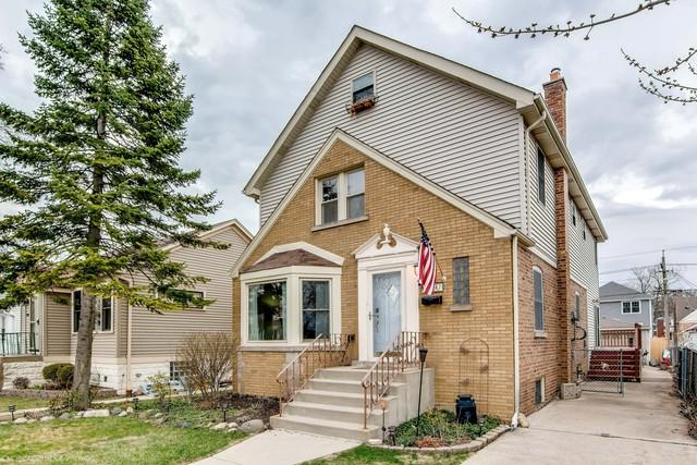 10547 S Troy Street, Chicago, IL 60655 (MLS #09919396) :: The Jacobs Group