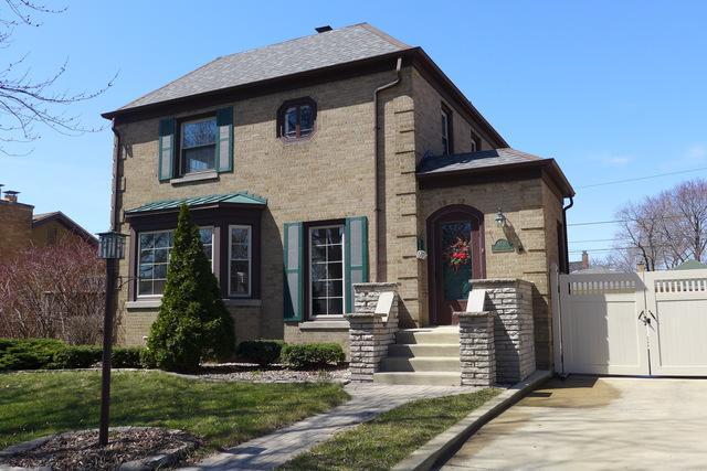 9714 S Avers Avenue, Evergreen Park, IL 60805 (MLS #09920807) :: Lewke Partners