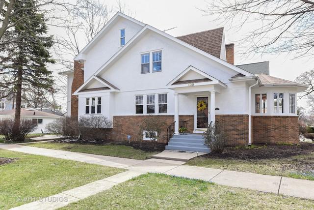 425 S Kenilworth Avenue, Elmhurst, IL 60126 (MLS #09921992) :: Lewke Partners
