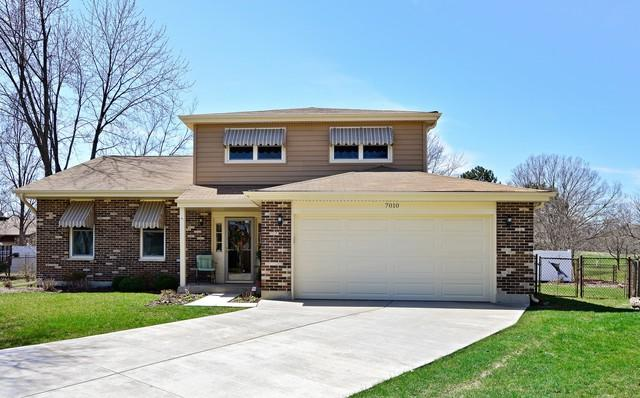 7010 Foster Place, Downers Grove, IL 60516 (MLS #09923142) :: The Wexler Group at Keller Williams Preferred Realty