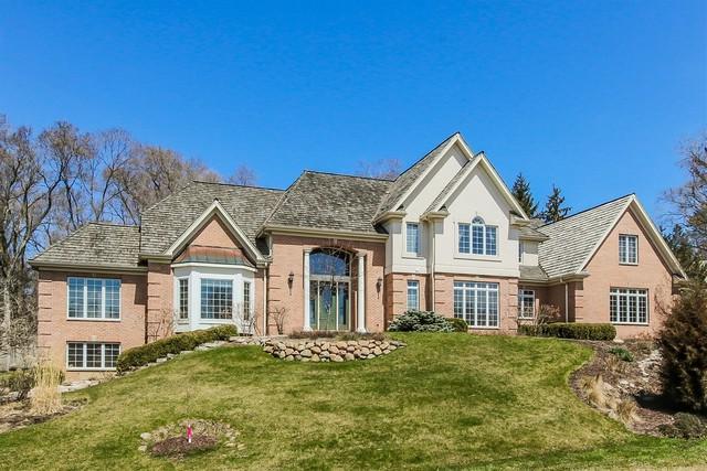 25682 Blackhawk Lane, Lake Barrington, IL 60010 (MLS #09923796) :: Helen Oliveri Real Estate