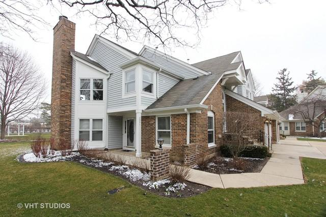 2531 Live Oak Lane #2531, Buffalo Grove, IL 60089 (MLS #09923892) :: Helen Oliveri Real Estate