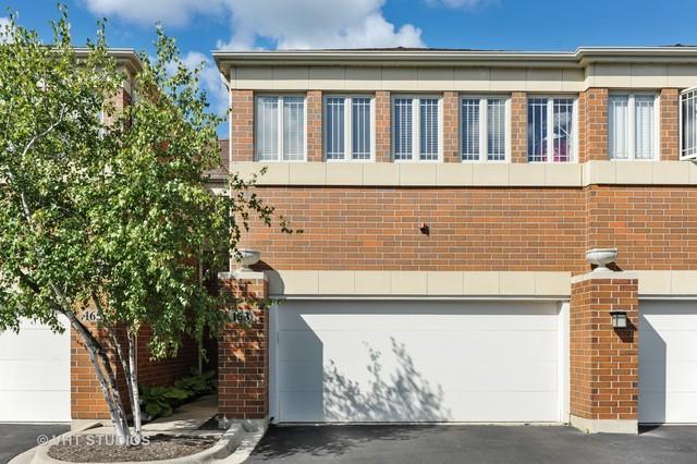 163 Finstad Drive, Libertyville, IL 60048 (MLS #09923906) :: Helen Oliveri Real Estate