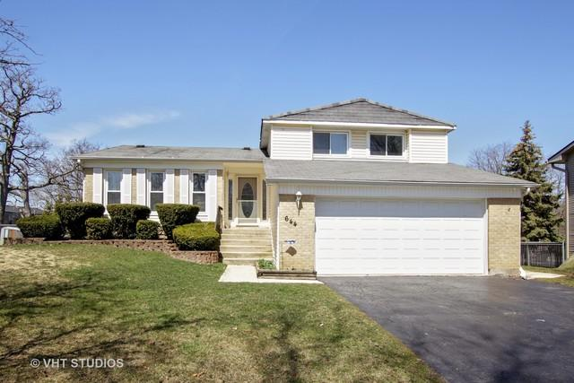 644 Cambridge Way, Bolingbrook, IL 60440 (MLS #09924416) :: The Wexler Group at Keller Williams Preferred Realty