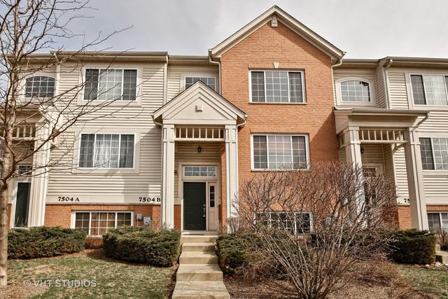 7504 Claridge Drive B, Bridgeview, IL 60455 (MLS #09926539) :: Lewke Partners