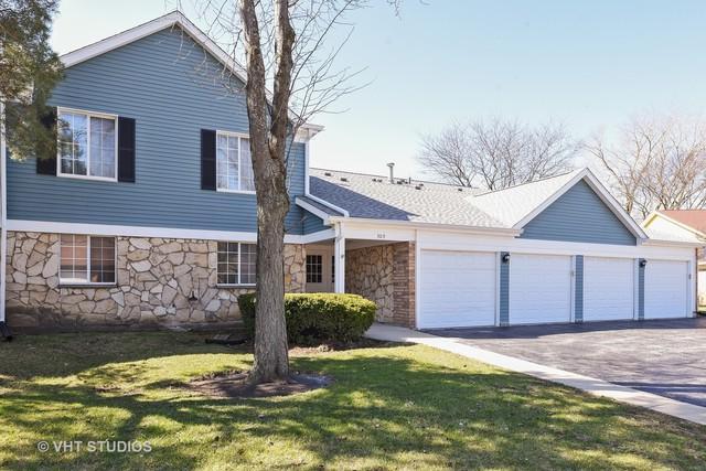309 Memory Lane #4, Westmont, IL 60559 (MLS #09927213) :: Lewke Partners