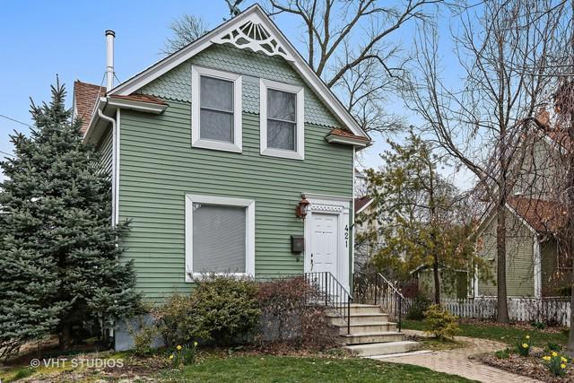 421 E School Street, Naperville, IL 60540 (MLS #09927700) :: Lewke Partners