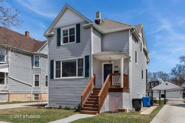 4323 N Kostner Avenue, Chicago, IL 60641 (MLS #09928140) :: Lewke Partners