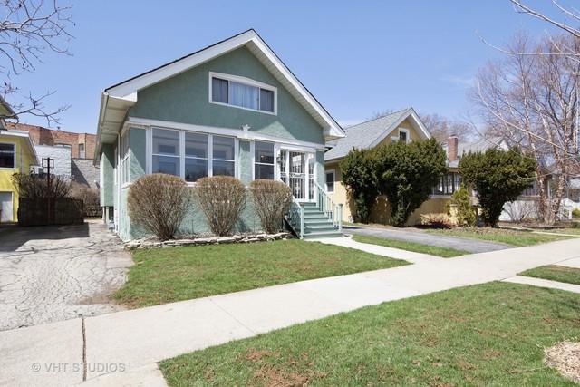 129 N Harvey Avenue, Oak Park, IL 60302 (MLS #09928237) :: Lewke Partners
