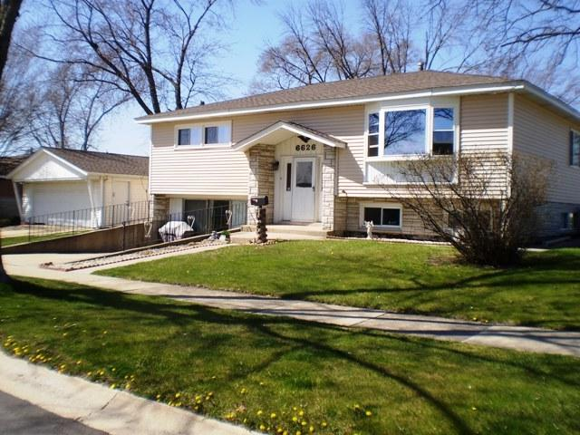 6626 165th Place, Tinley Park, IL 60477 (MLS #09928509) :: The Dena Furlow Team - Keller Williams Realty