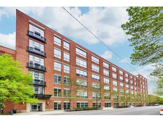1735 N Paulina Street #207, Chicago, IL 60622 (MLS #09928866) :: Lewke Partners