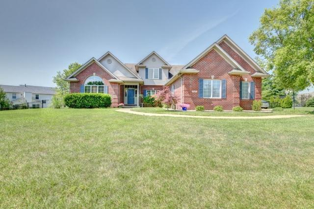 4411 Southford Trace Drive, Champaign, IL 61822 (MLS #09931450) :: Ryan Dallas Real Estate