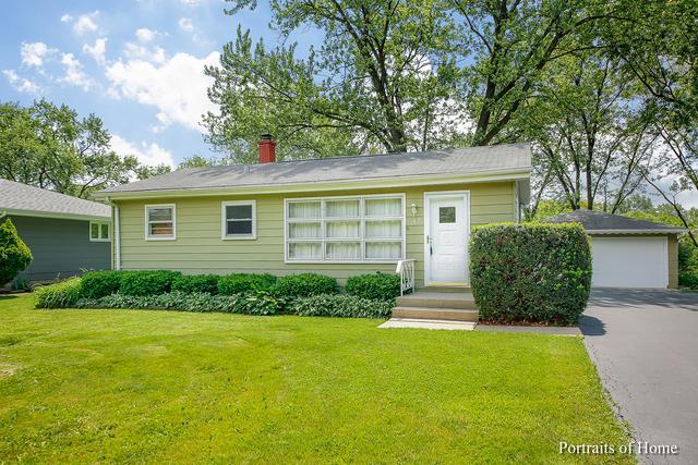 17W183 Leahy Road, Oakbrook Terrace, IL 60181 (MLS #09931654) :: Ani Real Estate