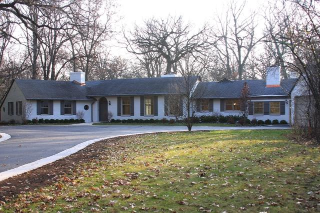 1801 Knollwood Lane, Lake Forest, IL 60045 (MLS #09932723) :: Baz Realty Network | Keller Williams Preferred Realty